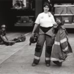 Concetta Zingale, Lieutenant, Cleveland Fire Department. After Studying therapy at Cuyahoga Community College, Connie sought a greater physical challenge in her work life. Nineteen years ago, she was among the first women to be hired by the Cleveland Fire Department. She is one of only seven uniformed women in the department.