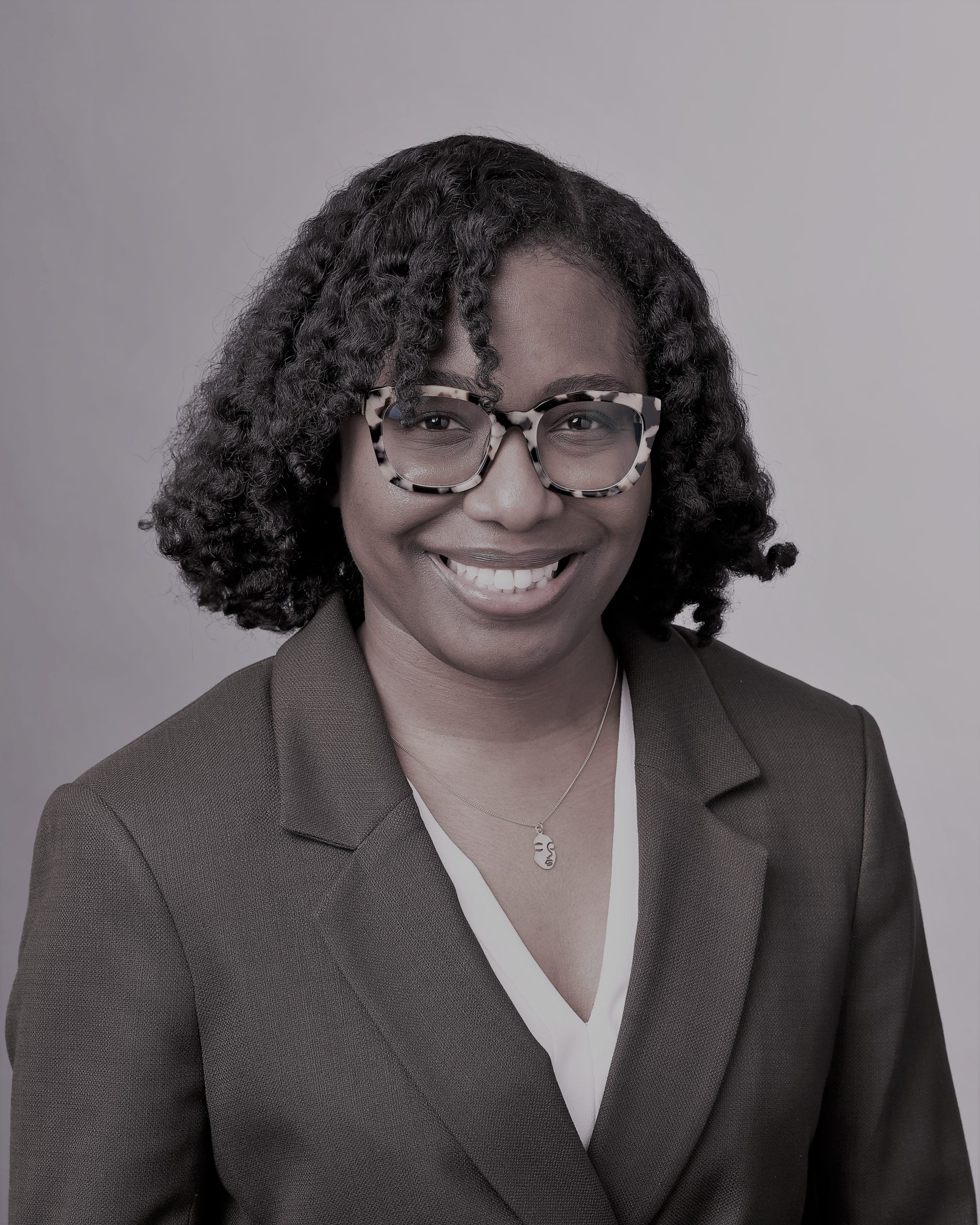 Portrait of Alesha Washington, Senior Program Officer for Community Revitalization and Economic Development